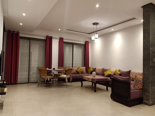 Appartement de luxe Rabat, souissi