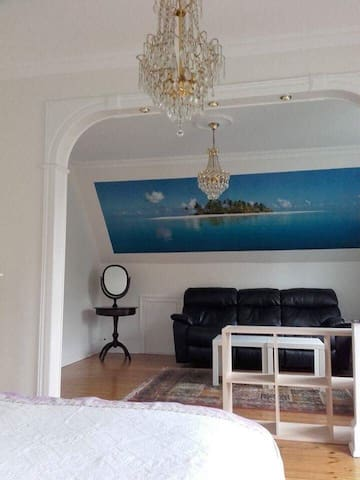 Beautiful house close to the city center