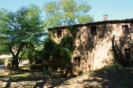 Picturesque Tuscan Mill House  - Civitella Paganico - Casa