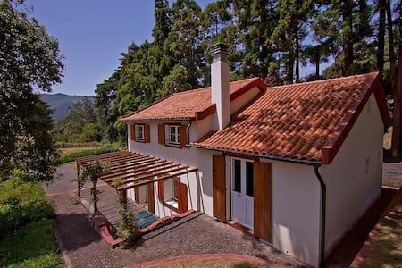 Quinta das Colmeias- The Cottage - Santo António da Serra - 別荘