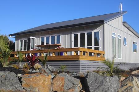 Kawau Bay Beach House - Snells Beach - Ev