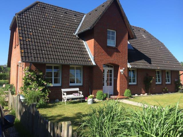Ferienhaus Pura Vida bei Sankt Peter Ording