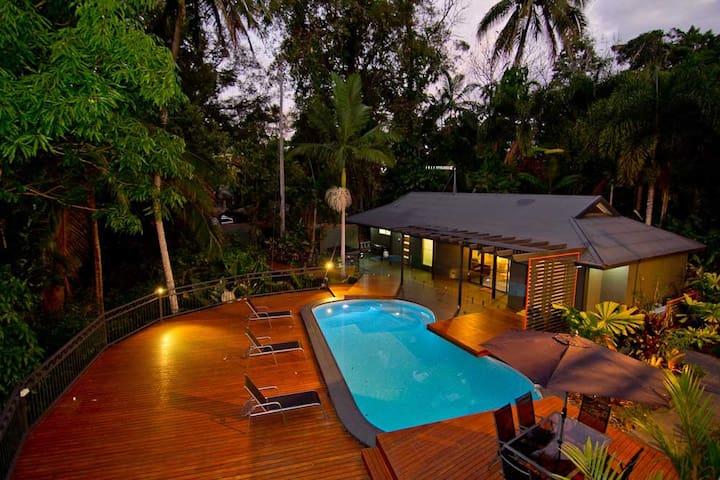 Pool House - Edge Hill - House