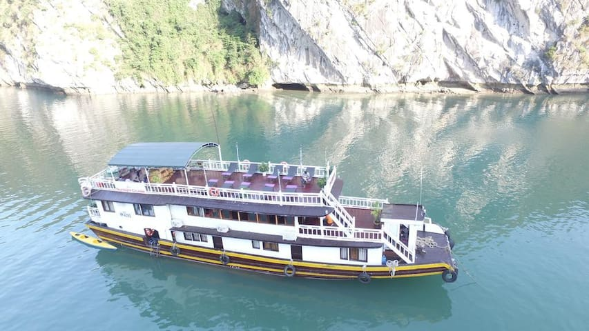Ha long bay Sunlight Boutique Double 2Days 1Night