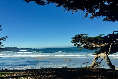 Ocean View Home in Pebble Beach - Del Monte Forest - Dom