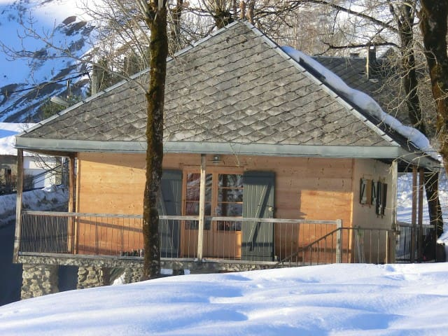 Adorable chalet cosy et fonctionnel - Gouaux-de-Larboust - House