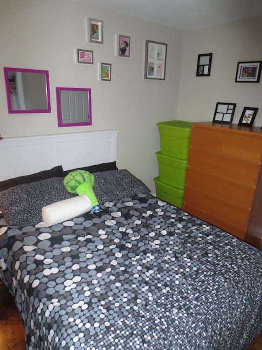 Ottawa Guest Room Close To Dt Townhouses For Rent In