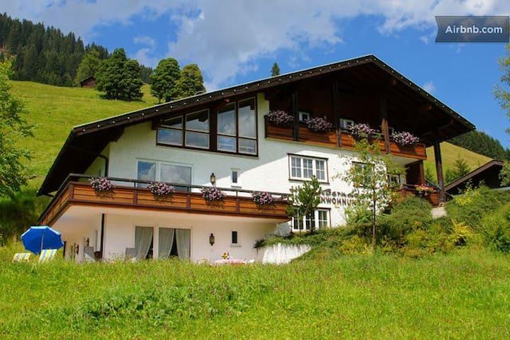 HausBernadette im Kleinwalsertal 5  - Mittelberg - Lejlighed