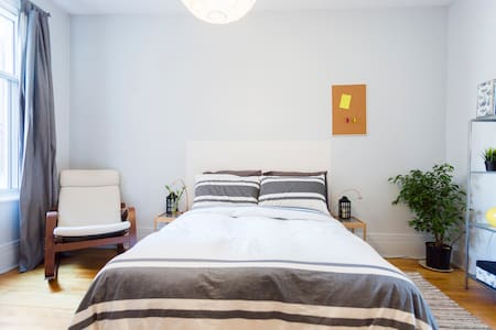 Charming Private Room in Outremont/Mile-End - 蒙特利尔