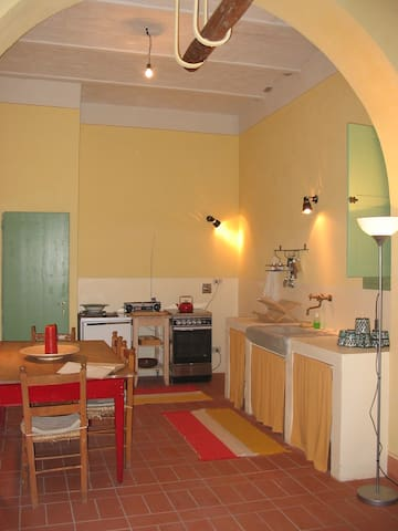 Tuscany - flavour of olden days - Londa - Apartemen