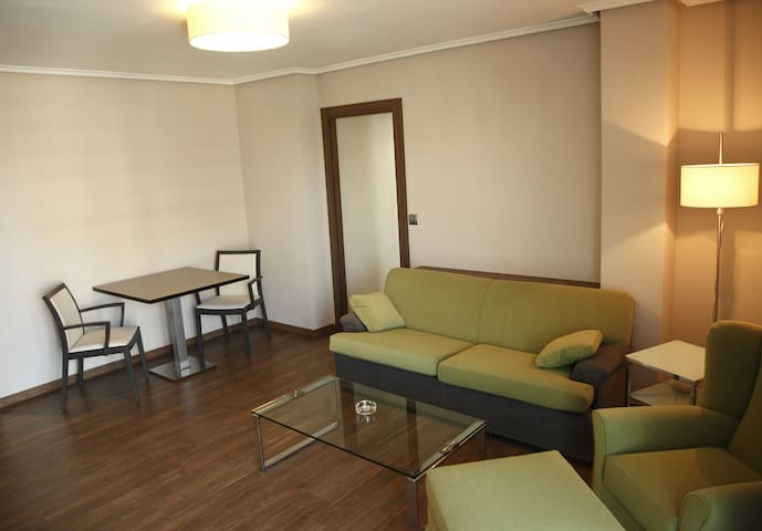 Apartment in the heart of Zaragoza - Saragossa - Lejlighed