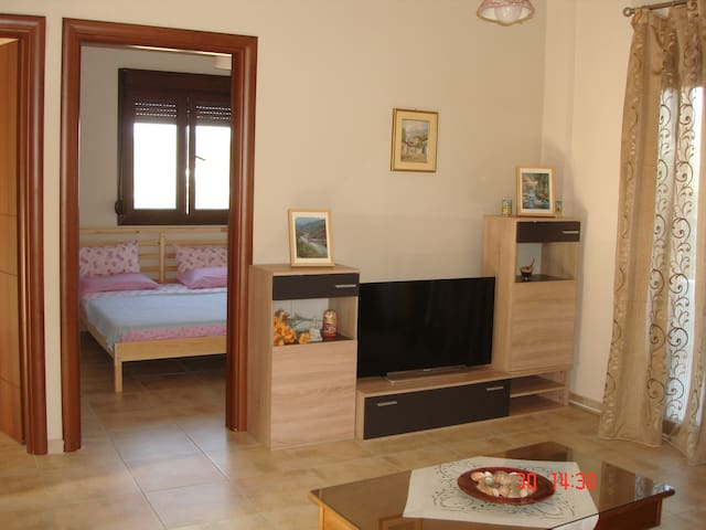 Astarti is a cozy apartment in Sithonia - Vourvourou - Leilighet