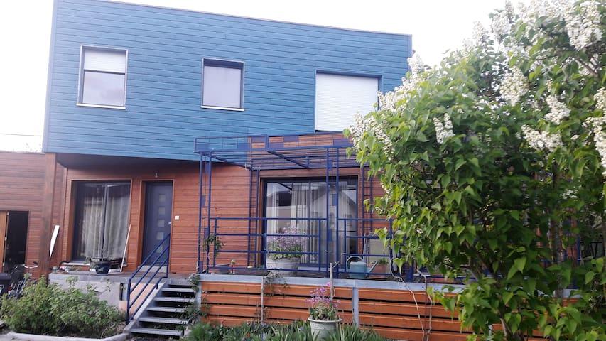Chambre écolo à 10 mn de centre de VERDUN - Belleville-sur-Meuse - Talo