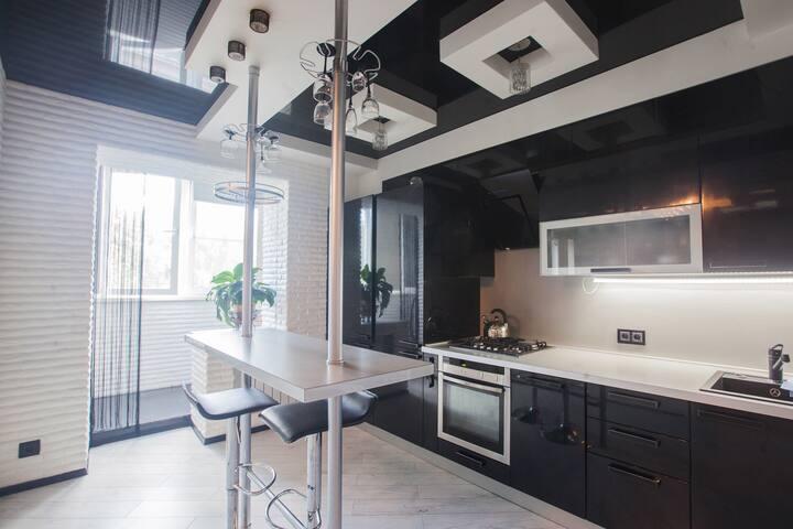 Квартира на сутки с евро ремонтом - Курчатов - Apartment