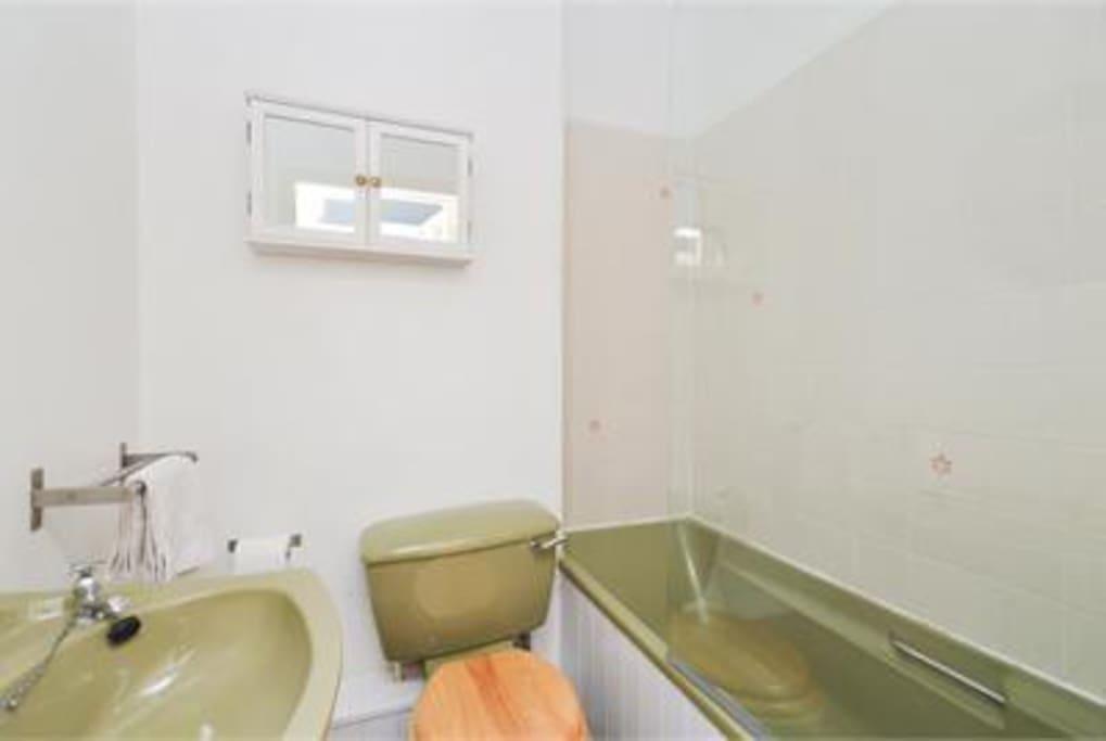 Avocado Bathroom!