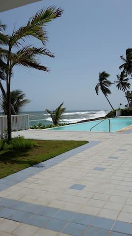 Apartamento frente al mar Caribe - Juan Dolio - อพาร์ทเมนท์
