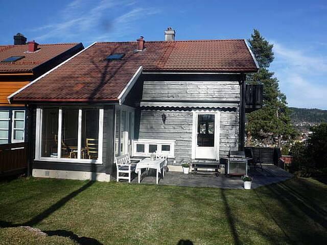 Perfect house - summer holiday Oslo - Oslo - Casa