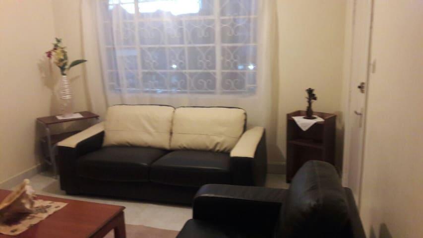 Cozy 2 bedroom apartment in Hurlingham
