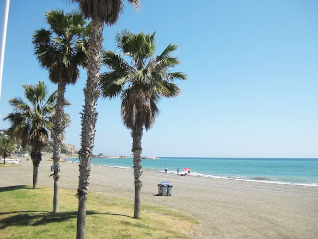 GREAT APARTMENT MALAGA NEAR THE BEACH