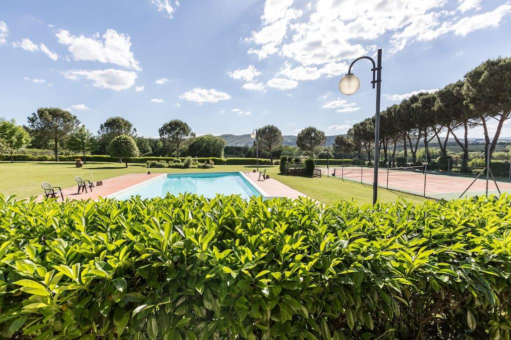 Casa Vacanze la Vecchia Fornace - Swimming pool