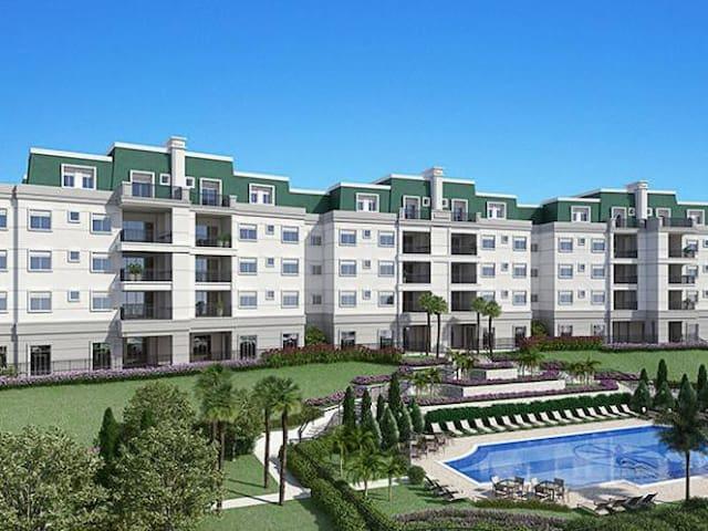 Apartamento Le Premier - Campos do Jordão