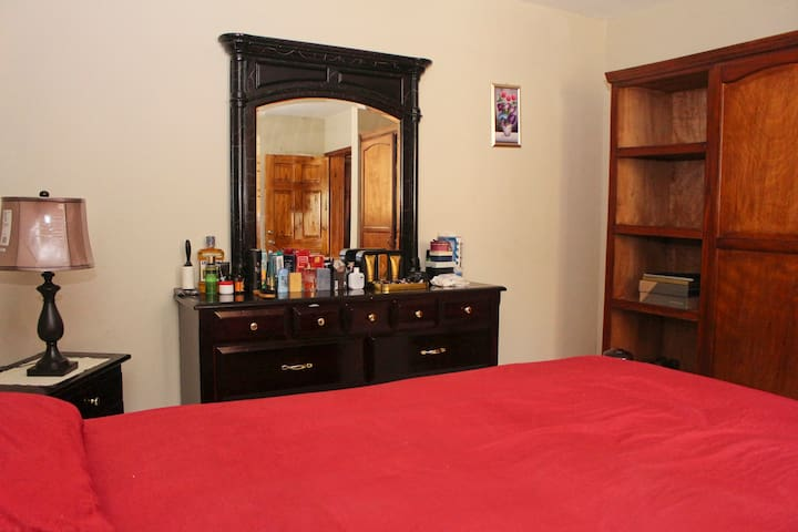 Chambre d'hôte dans un cozy appartement- Delmas 75