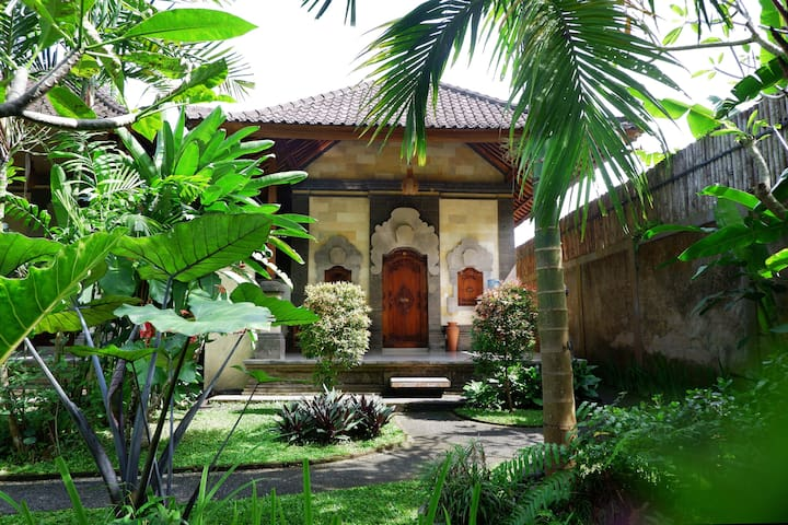1 Bedroom Charming Balinese House