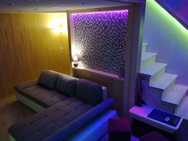 Cozy, Premium flat