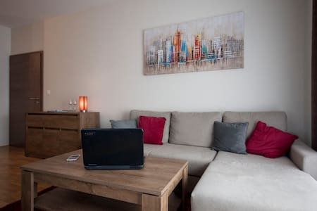 "New modern apartment ""Butterfly""*** in city centre"