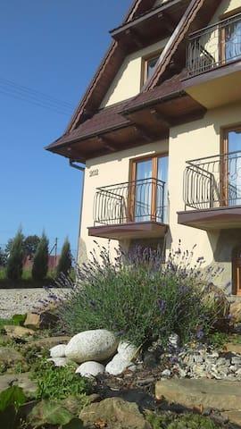 Apartament Gazdowka Nowa, całe miejsce, w górach.