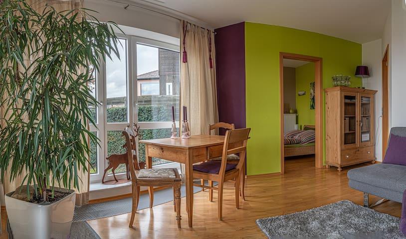 Wohnung mit Fernblick