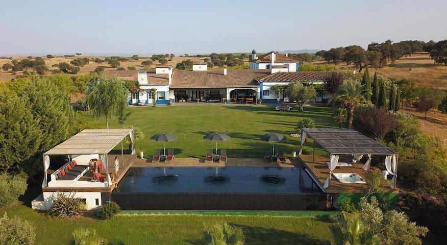 Herdade Vale do Manantio - Africa in Portugal