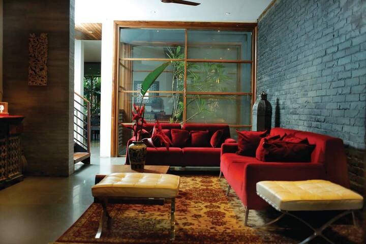 Luxury 5 ★ homestay hidden in the ❤️ of Trivandrum