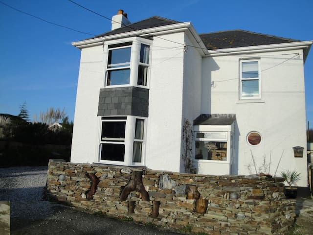 Cosy Towan House! - Saint Merryn - House