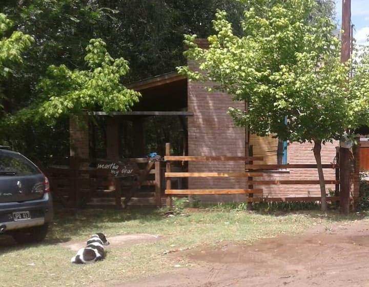 Cabaña en Cura Brochero 2