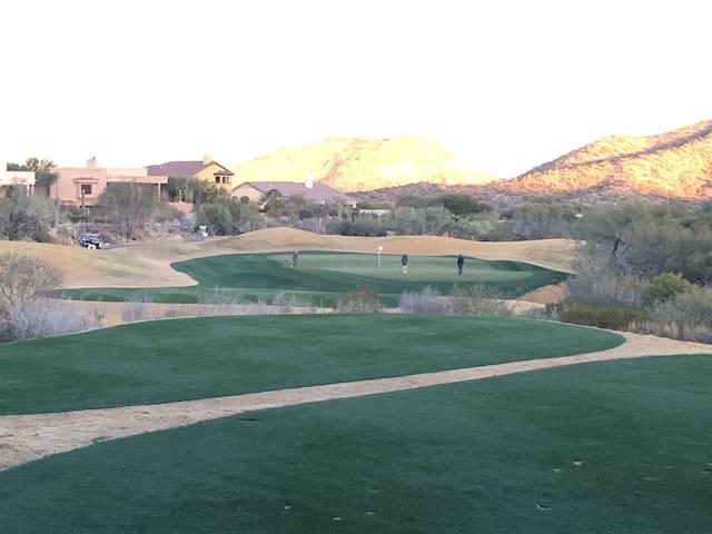 Luxurious Vacation Starr Pass Tucson Rental Condo