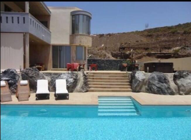 Spectacular Lux Ocean-View Villa Elisa with Pool - Costa Adeje - Villa