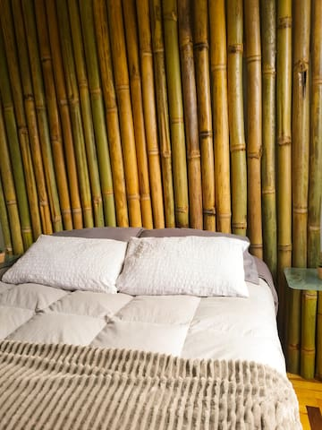 The Bamboo Room* BREAKFAST & PERFECT INTERNET *
