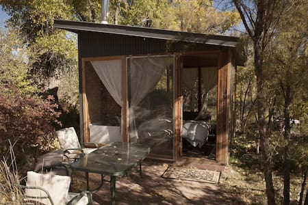 Studio on the River - Abiquiu - Skur