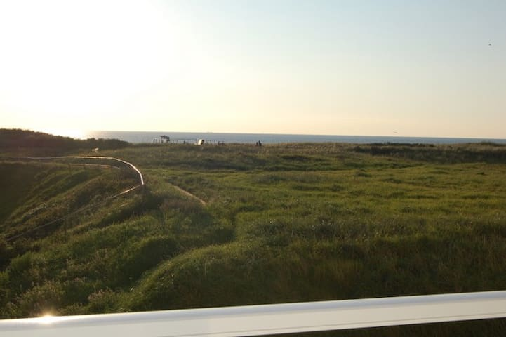 Apartment with a view of the sea! - Egmond aan Zee - อพาร์ทเมนท์