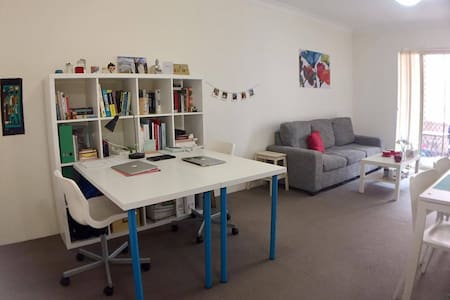 Cozy apartment close to Uni & CBD - Chippendale - Huoneisto