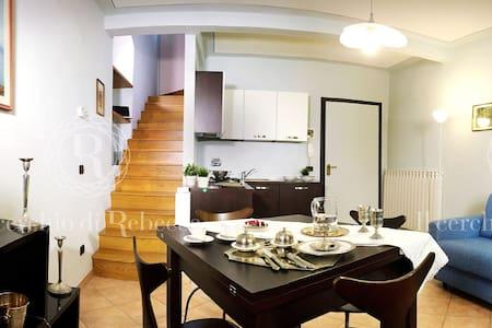 Cerchio di Rebecca:Casa Benedetti I - Spoleto - Apartamento