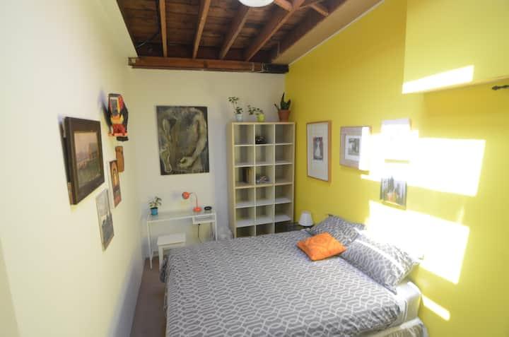 Closet Room in Loft