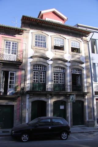 A cosy place in historic centre! - Braga - Lejlighed