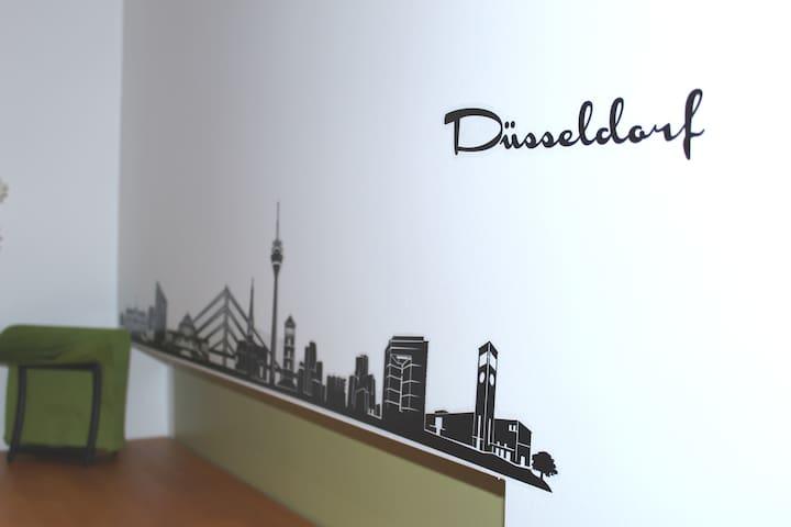 *Messe* Wohnung *Düsseldorf *Flughafen*Lohausen*