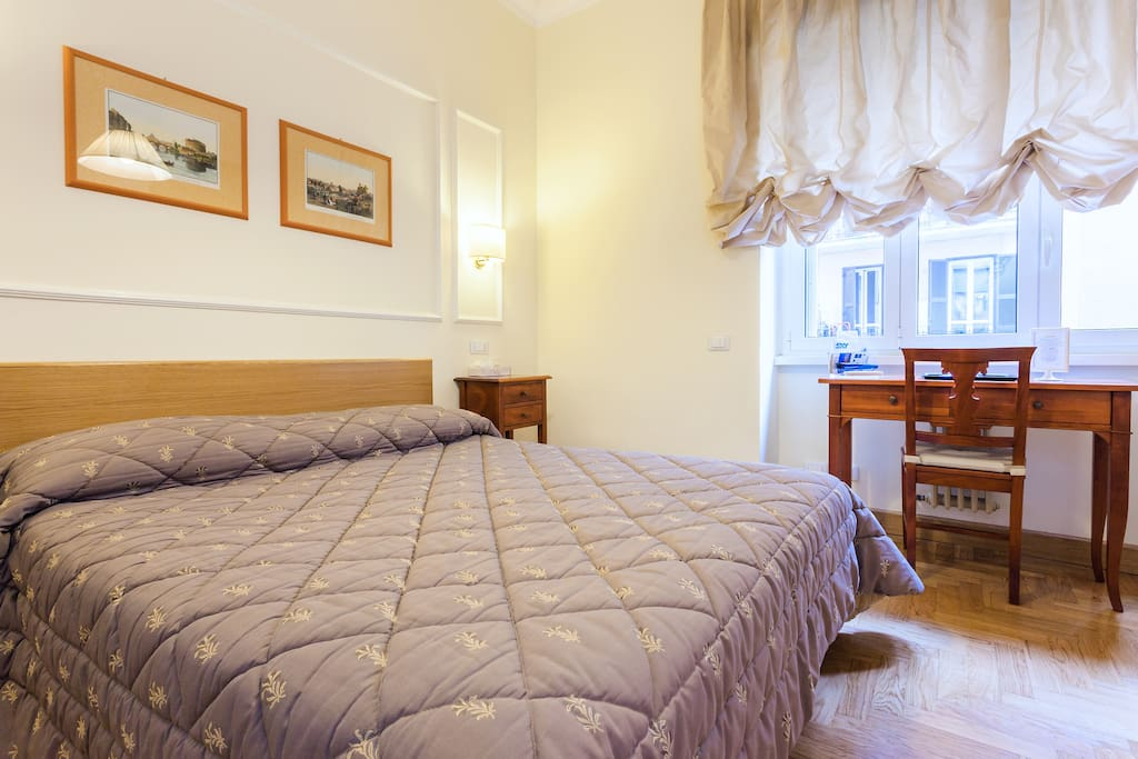 double bed room - camera doppia
