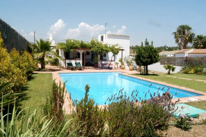 Stunning Country Villa in Estepona#