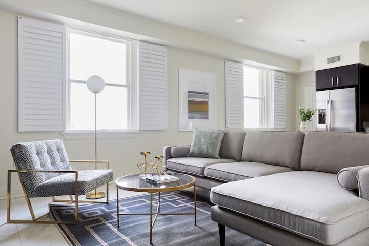 Sonder | Jung Residences | Bold 1BR + Sofa Bed