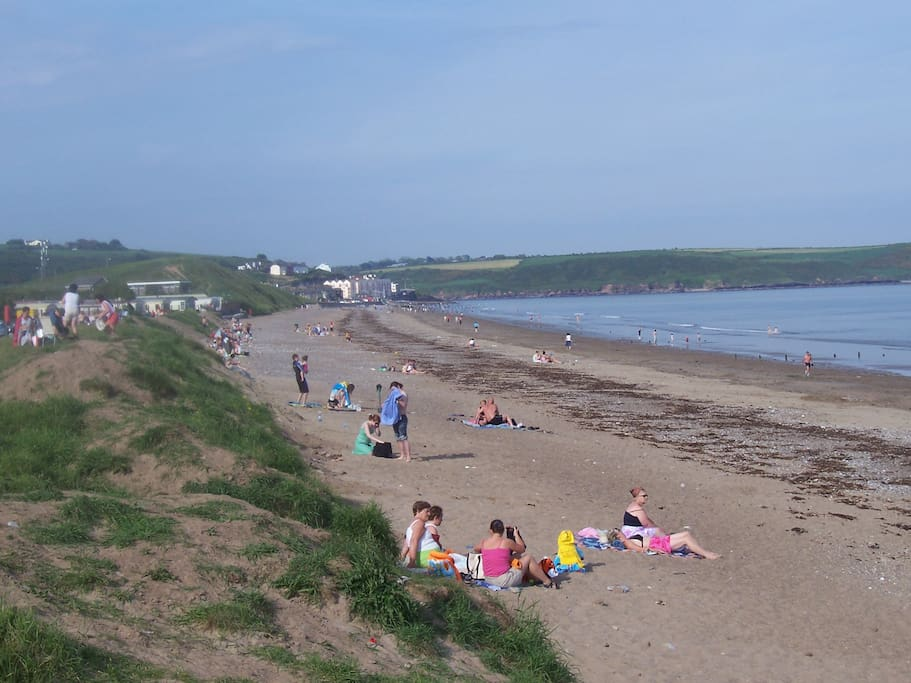 Youghal 5 mile Beach