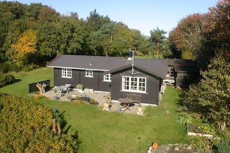 Log Cabin in Wonderful Nature - Glesborg - Mökki
